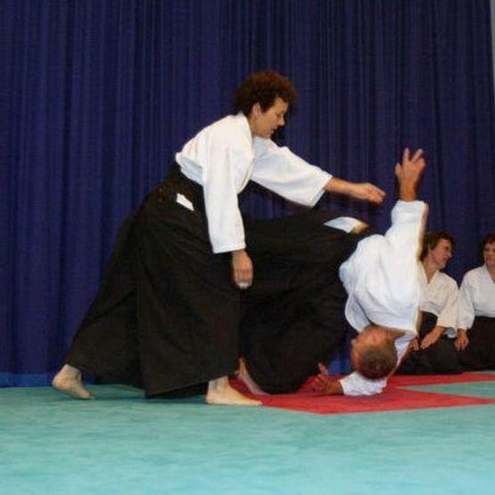 Bilder Aikido