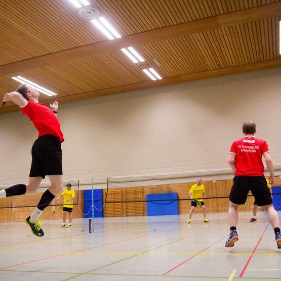 Bilder Badminton
