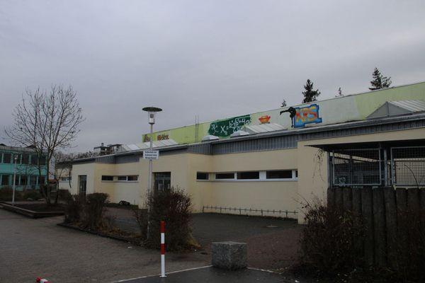 Kreuzerfeld-Halle