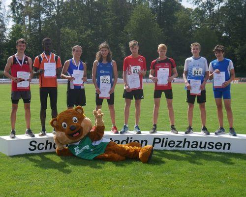 Leichtathletik |  2. Titel 2019 für Rottenburger Leichtathlet Lukas Gärtner
