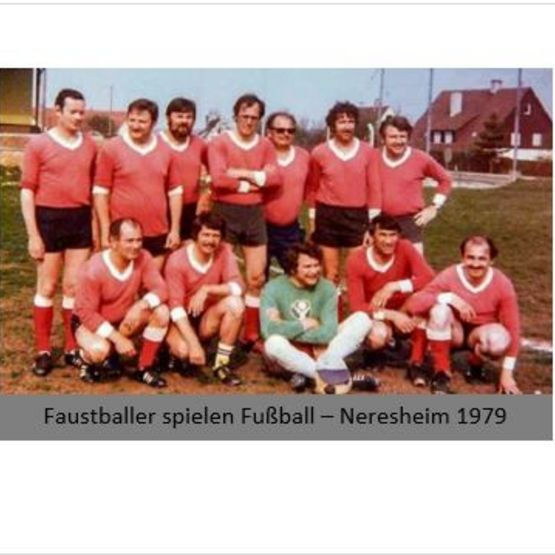Faustball-Bilder
