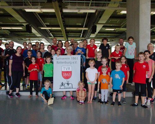 Turnen | Familiensporttag