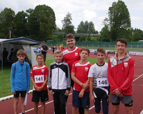 Leichtathletik | Regiomeisterschaften Einzel in Balingen