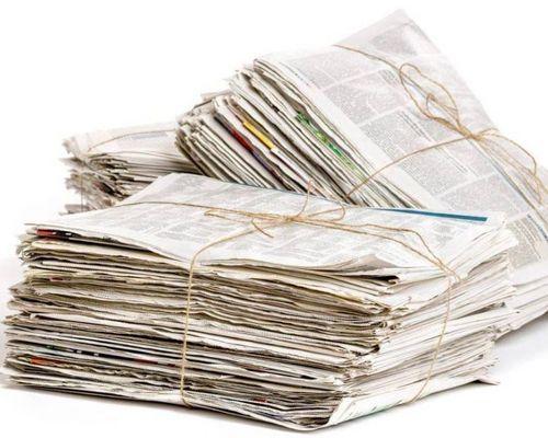 Altpapier-Sammlung am Samstag
