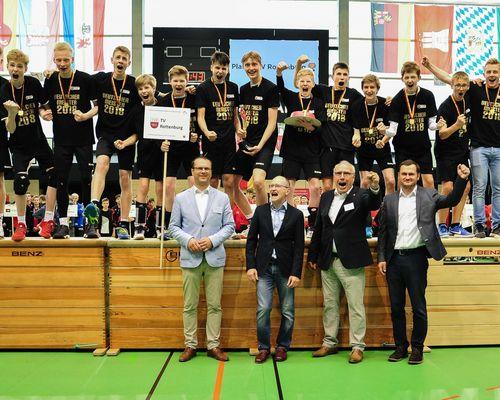 Volleyball | TVR holt Deutsche Jugend-Meisterschaft